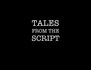 Logo: Tales from the Script