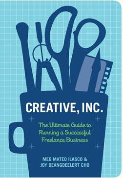 Cover of Creative Inc book