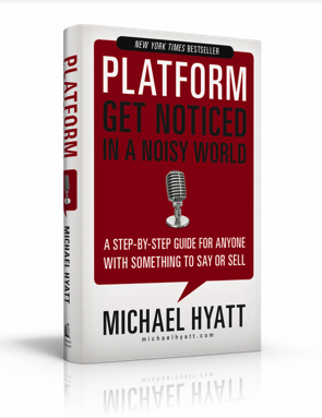Image of the Platform book