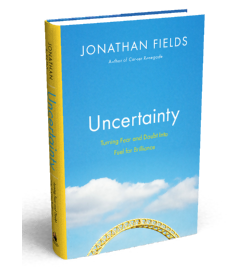 Photo of Uncertainty book