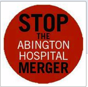 Logo for Stop the Abington Hospital Merger
