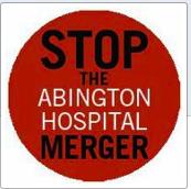 Logo for Stop the Abington Hospital Merger