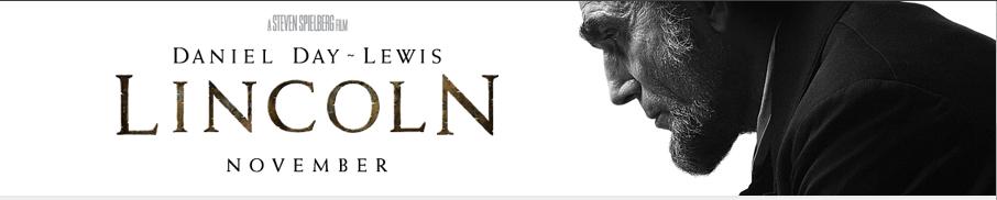 Lincoln movie ad