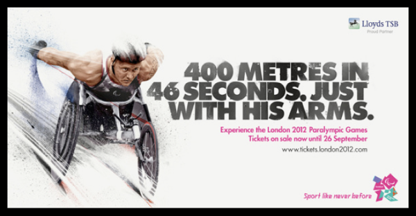 Athlete in wheelchair: 400 Metres in 46 Seconds, Just With His Arms