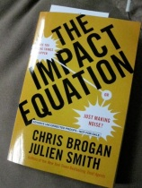 Impact Equation book review photo of book