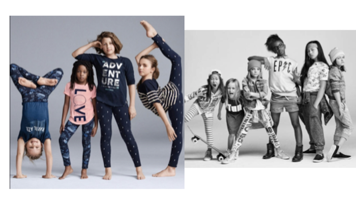 Both Gap ads as above
