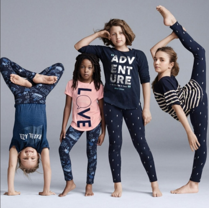 Yes I Am Offended By Gapkids Ad In The Crowds
